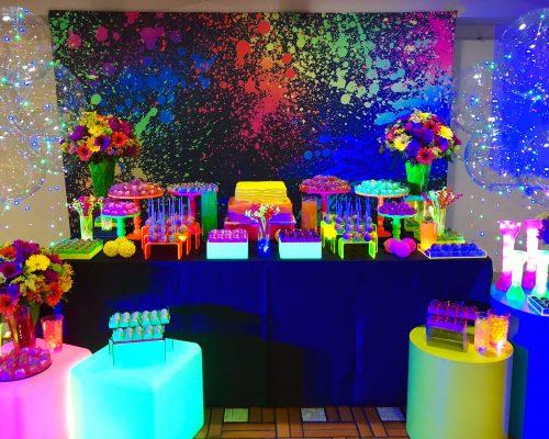 Festa Neon illuminate party light party